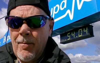 The Great North Run 2014